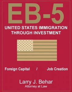 EB-5 united States immigration through investment