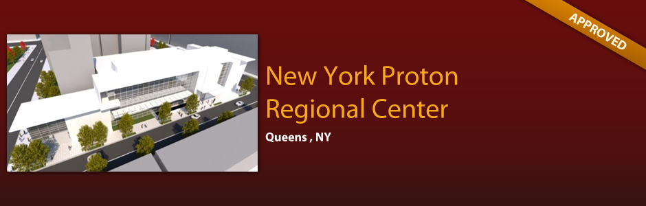 New york proton regional center